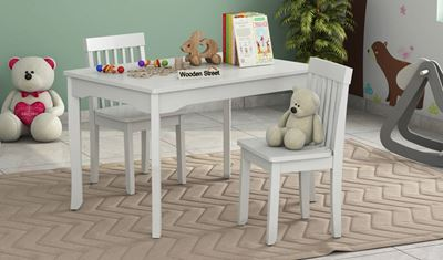 5 Study Table Designs For Kids To Have Enchanting Study Time